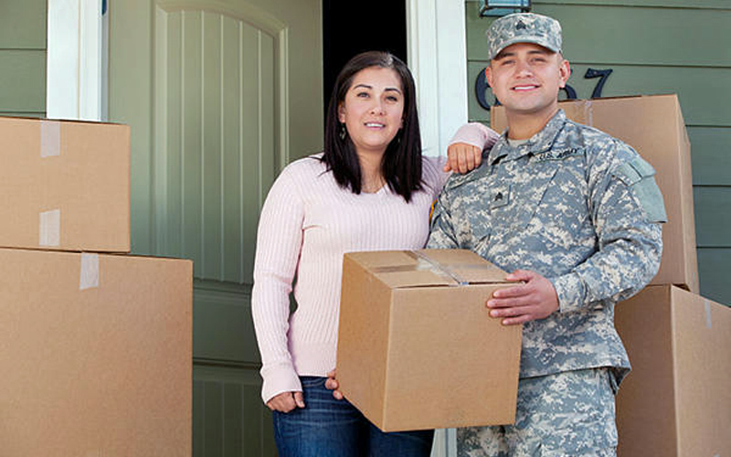 Military Movers - Helping military families move